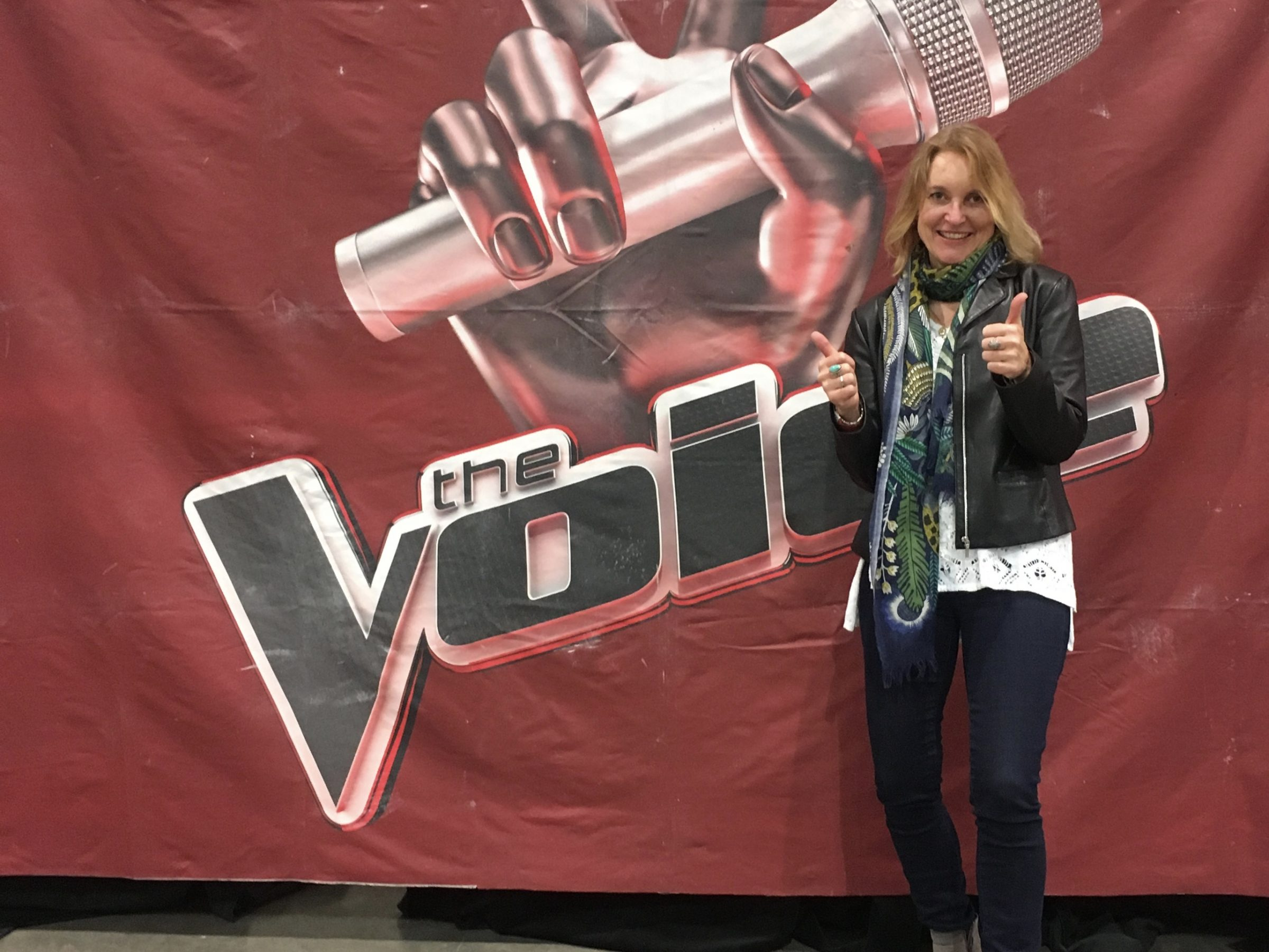 The Voice Sabrina Roblin